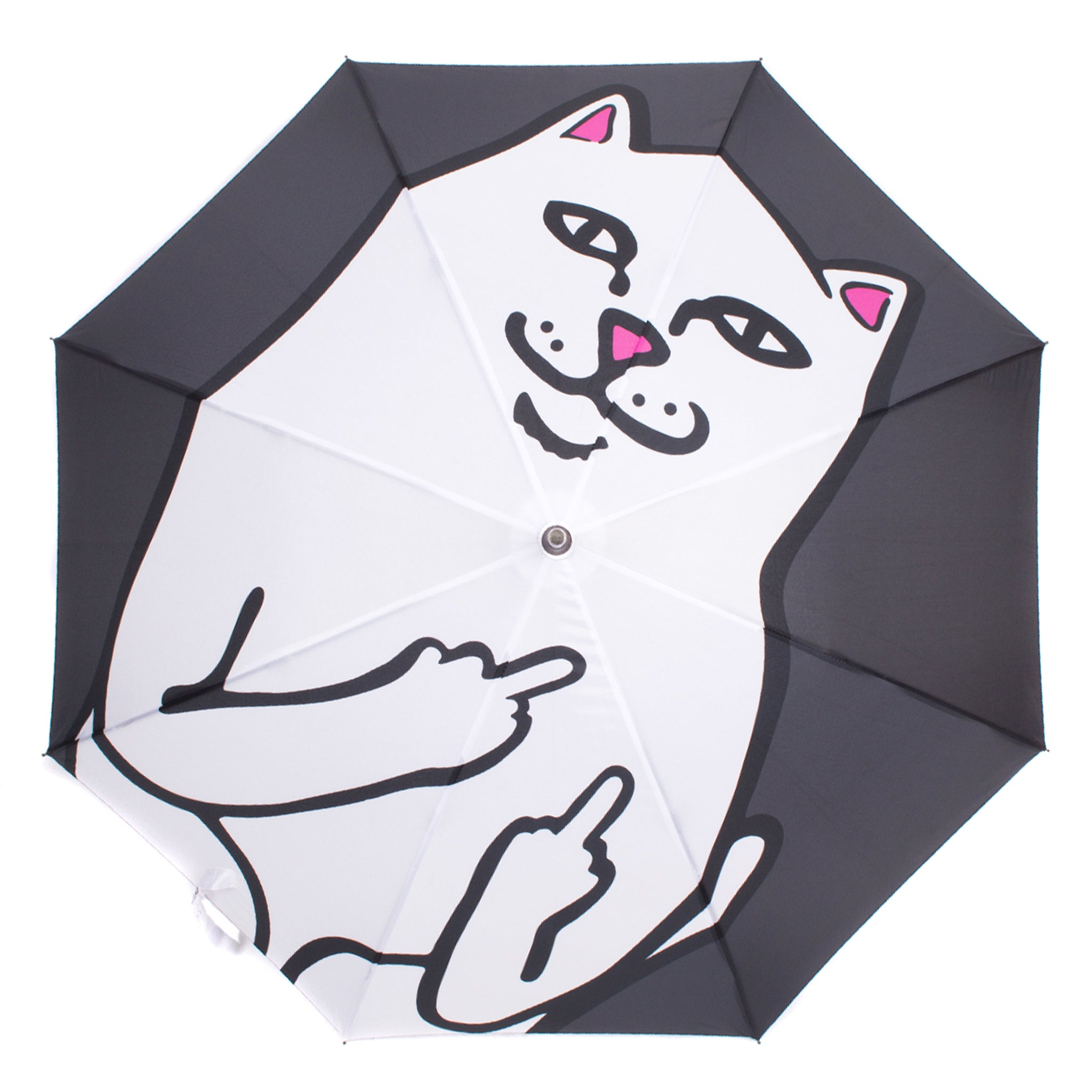 Lord Nermal Umbrella (Black)