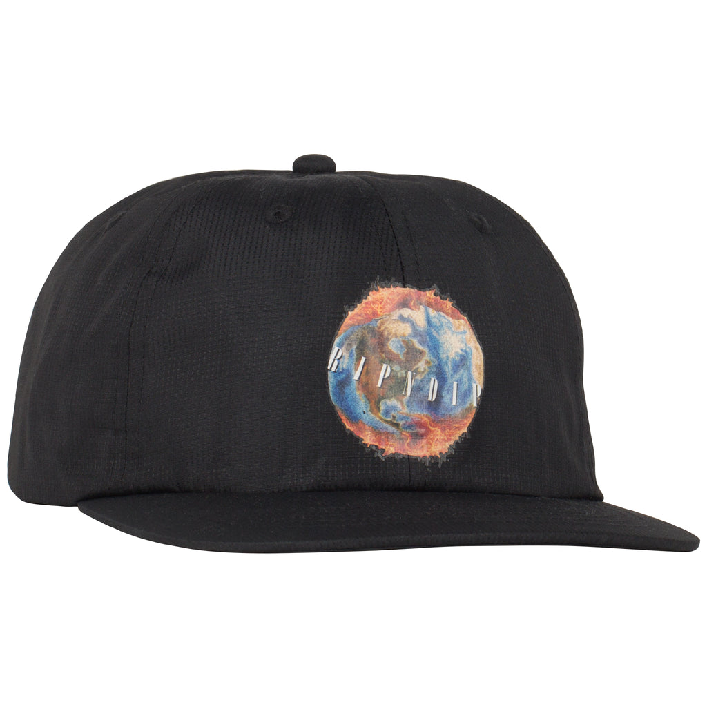 World On Fire 6 Panel (Black)