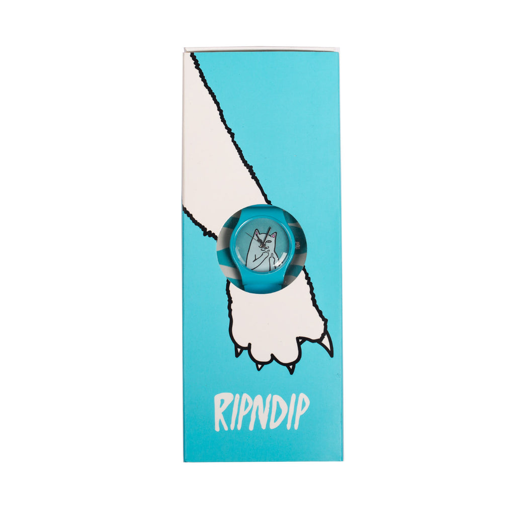 Lord Nermal Watch (Blue)