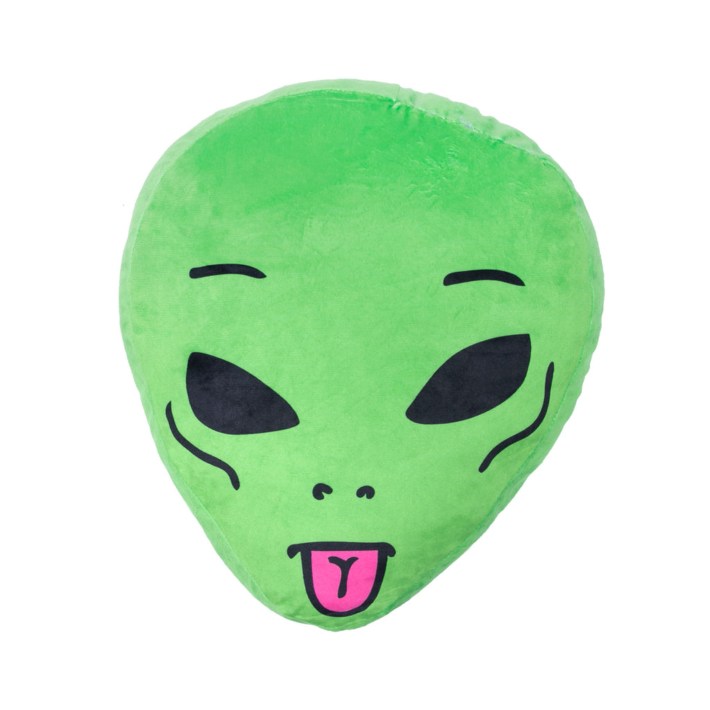 We Out Here Pillow (Green)