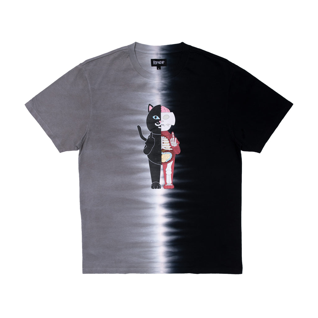 Jerm Anatomy Tee (Grey/Black)