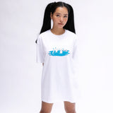 Splash Tee (White)