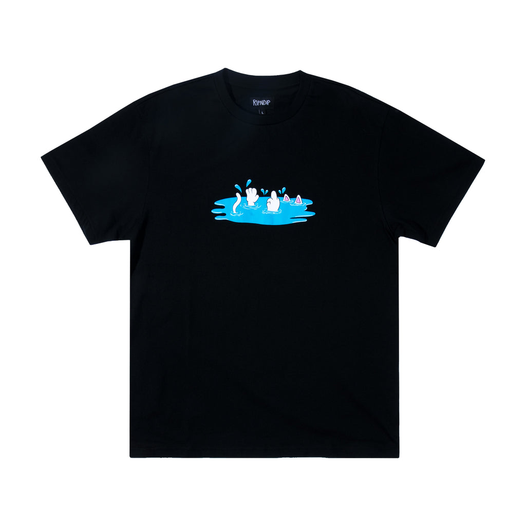 Splash Tee (Black)