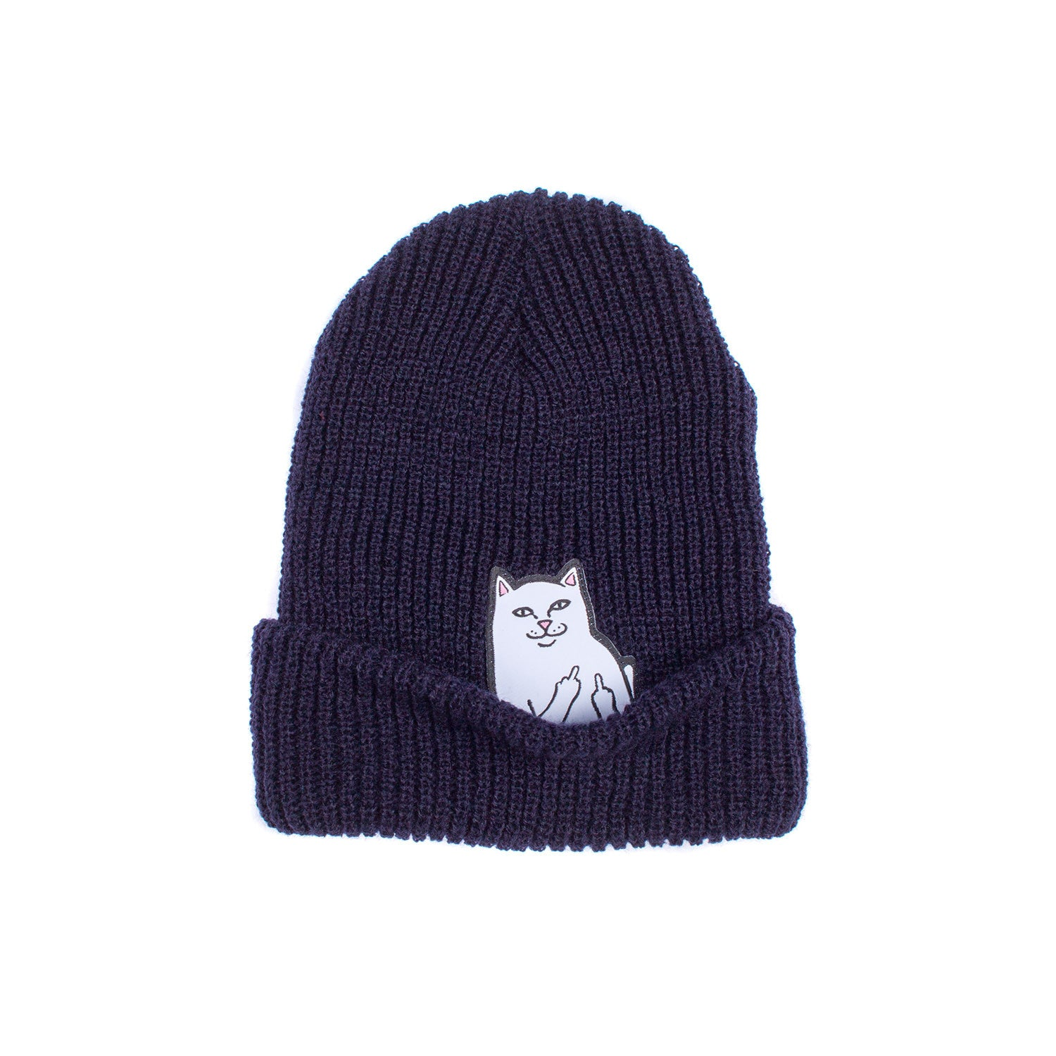 LORD NERMAL (NAVY) BEANIE