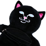 Lord Jermal Plush Backpack (Black)