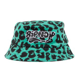 Cheetah Bucket Hat (Teal)