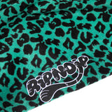 Ripntail Cheetah Pants (Teal / Black)