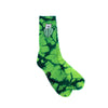 Frida Nermal Socks (Jungle Tie Dye)