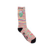 Nermal Leaf Socks Neon