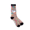 Falling for Nermal Socks (Neon)