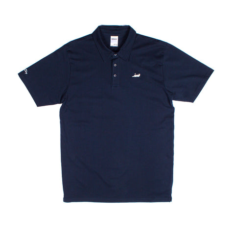 Castanza Polo (Dark Navy)