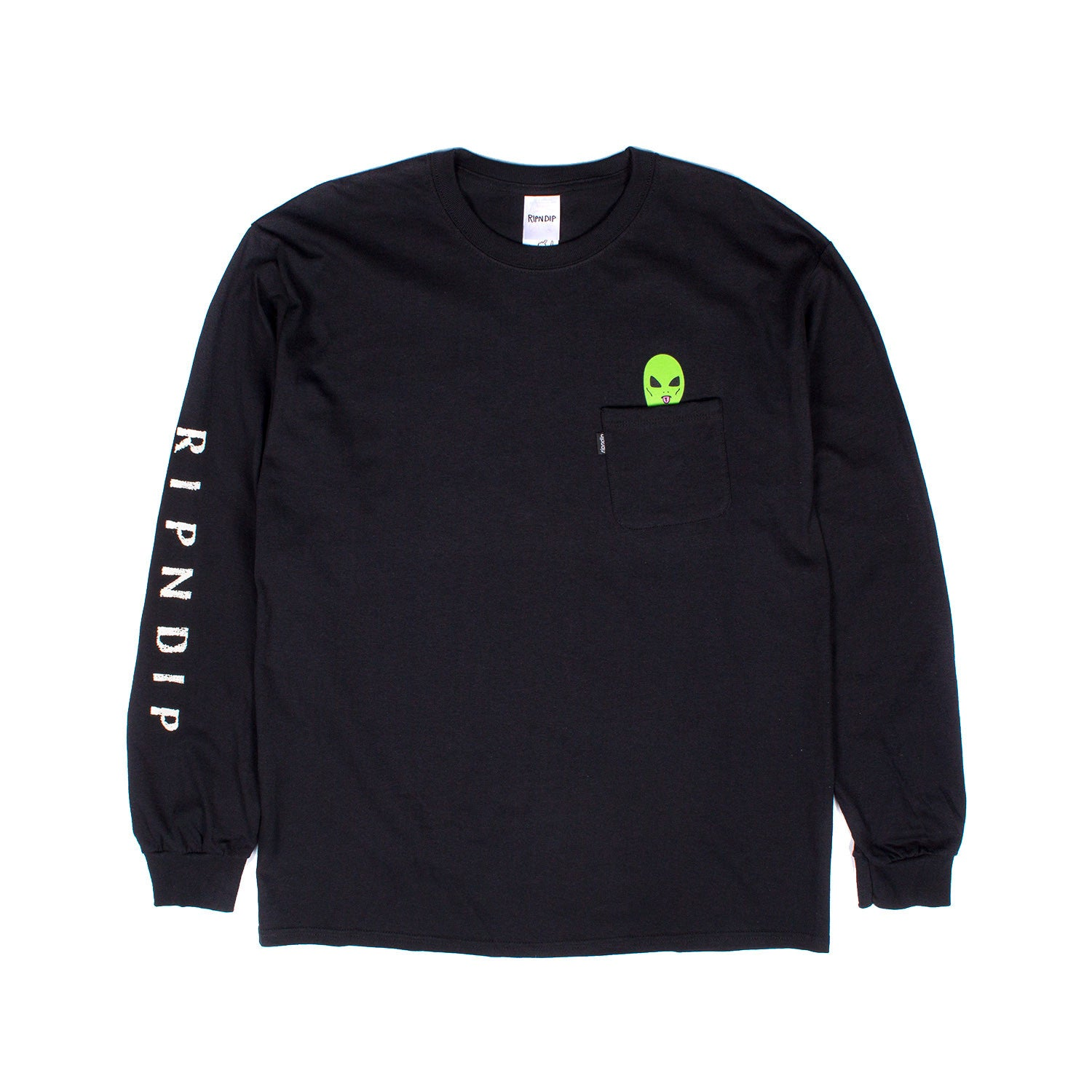 Lord Alien L/S (Black)