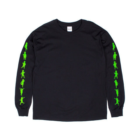 Dance Alien L/S (Black)