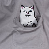 Lord Nermal Pocket Tee (Cool Gray)