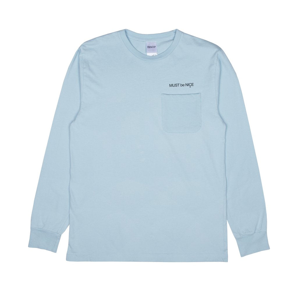 Mother L/S (Baby Blue)