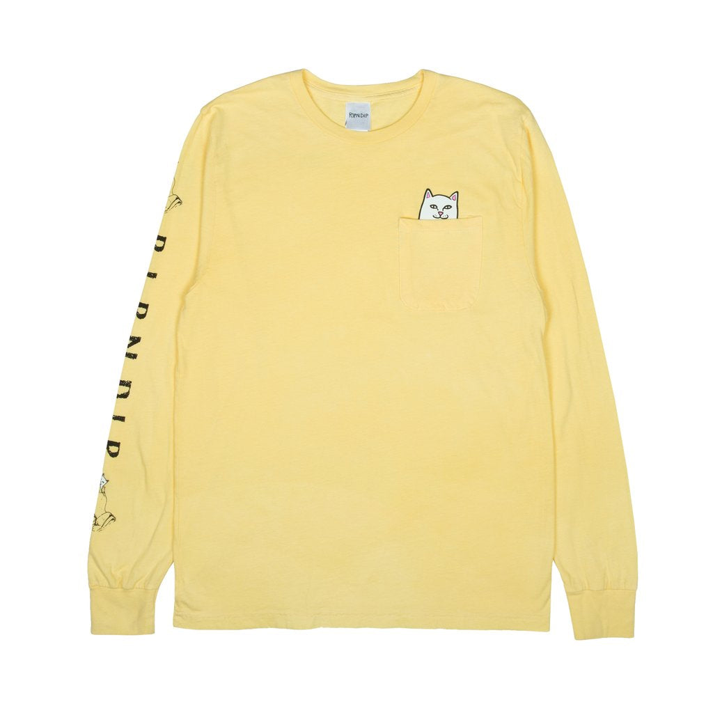 Lord Nermal Pocket L/S (Banana)