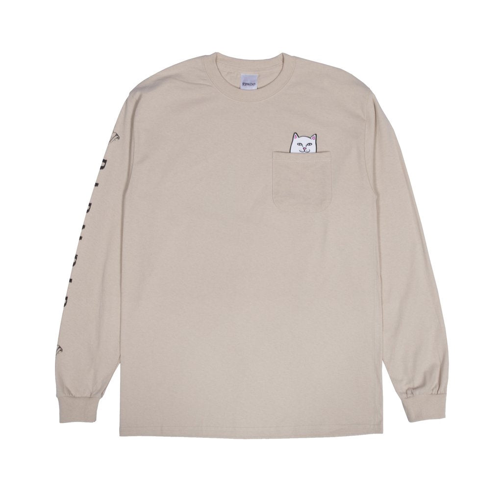 Lord Nermal Pocket L/S (Tan)
