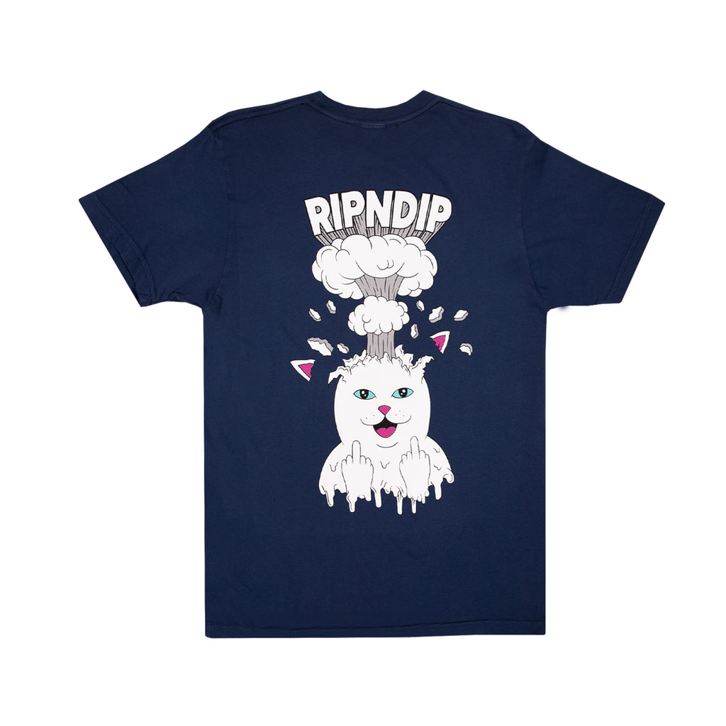 Mind Blown Tee (Navy)