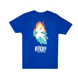 Fuego Tee (Royal Blue)