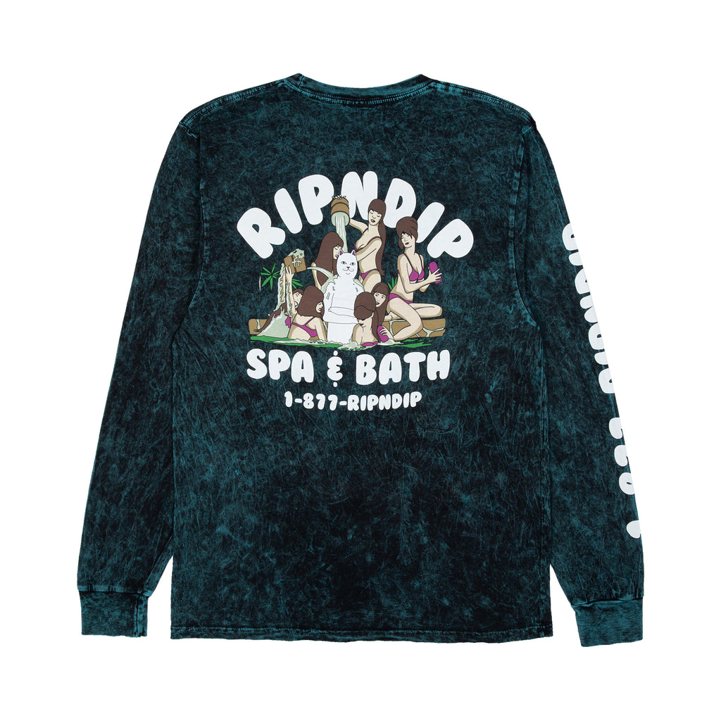 Spa Day L/S (Hunter Mineral Wash)