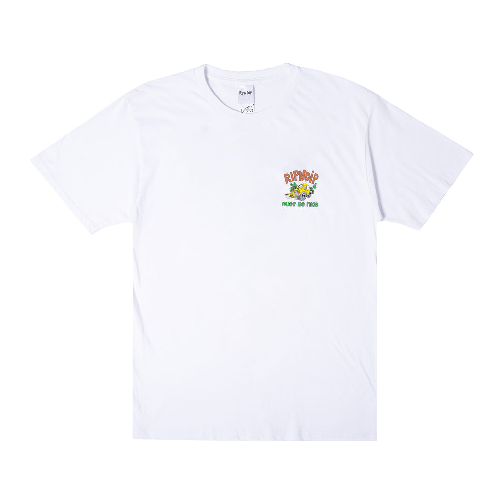 Buggy Nerm Tee (White)