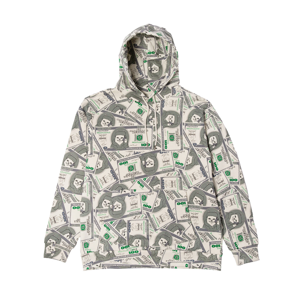 Money Bag Hoodie (Green)