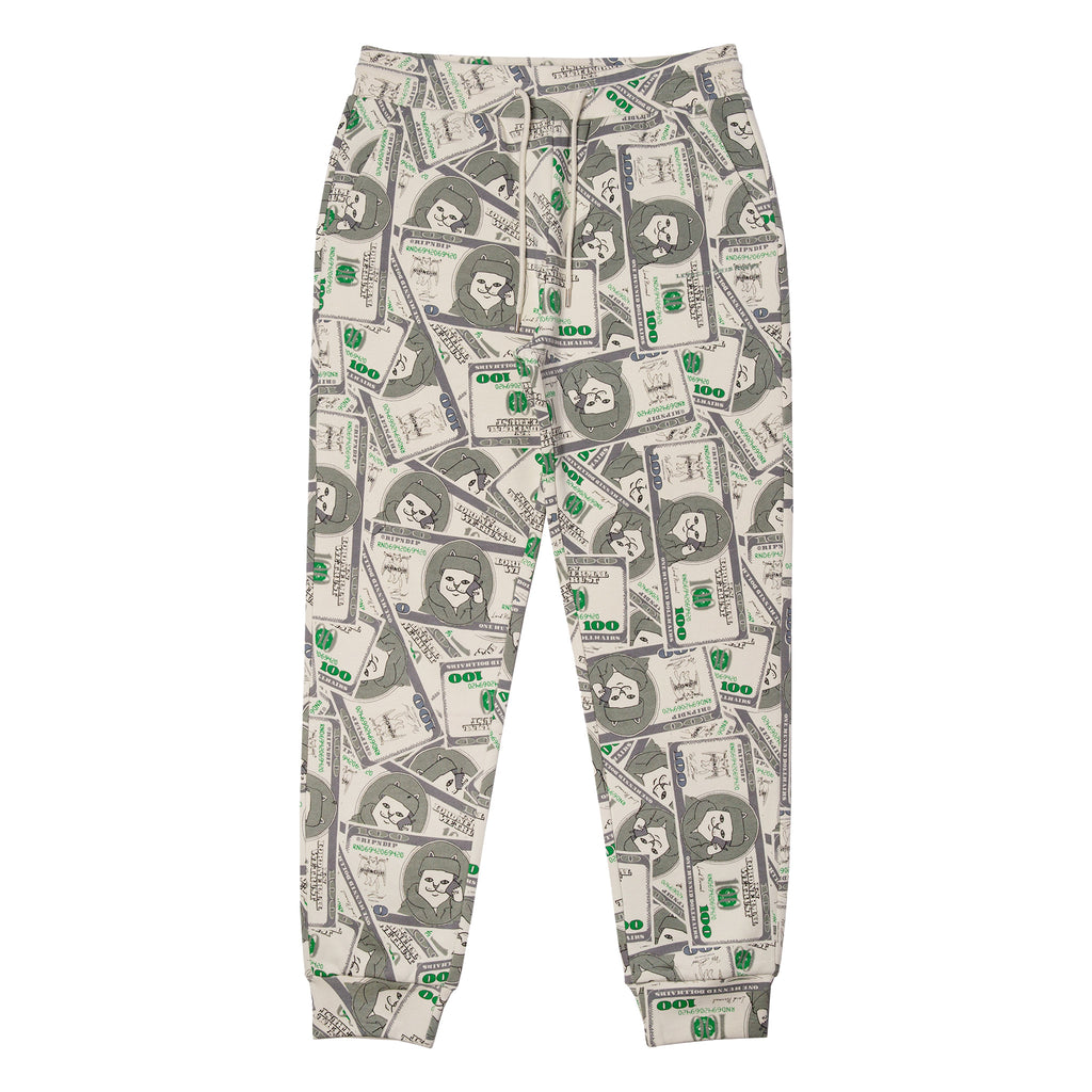 Money Bag Sweat Pants (Green)