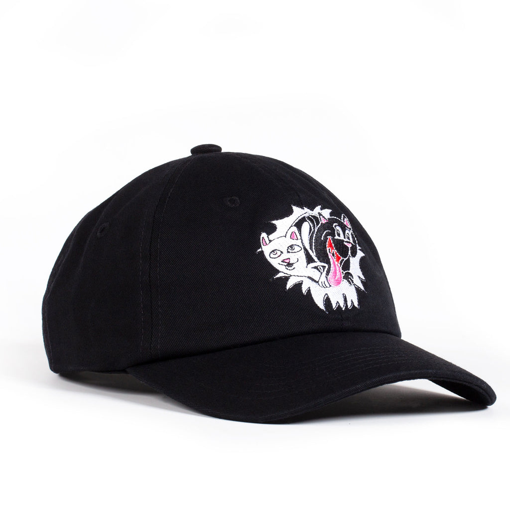 Nerm & Jerm Show Dad Hat (Black)