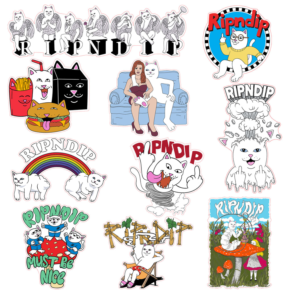 Fall 19 Sticker Pack