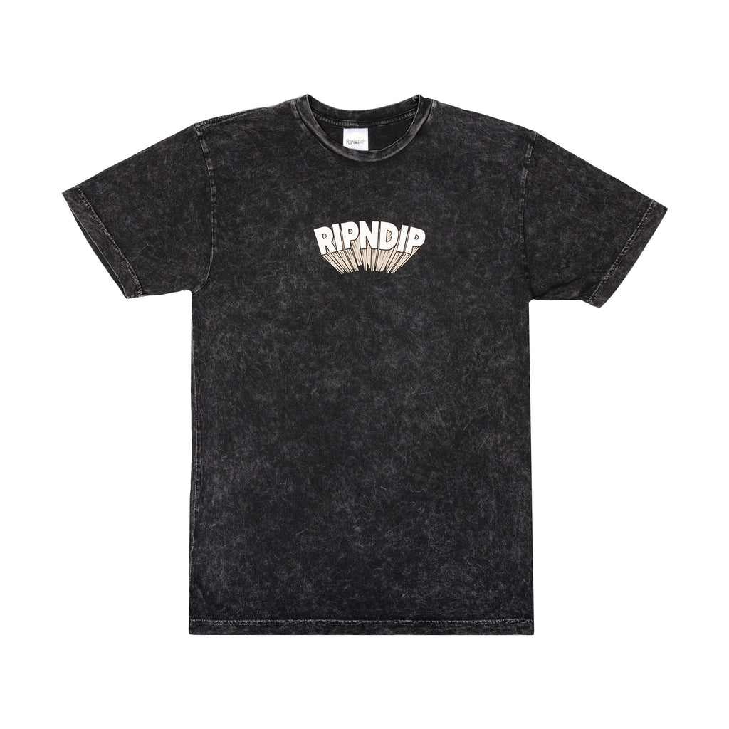 Mind Blown Tee (Black Mineral Wash)