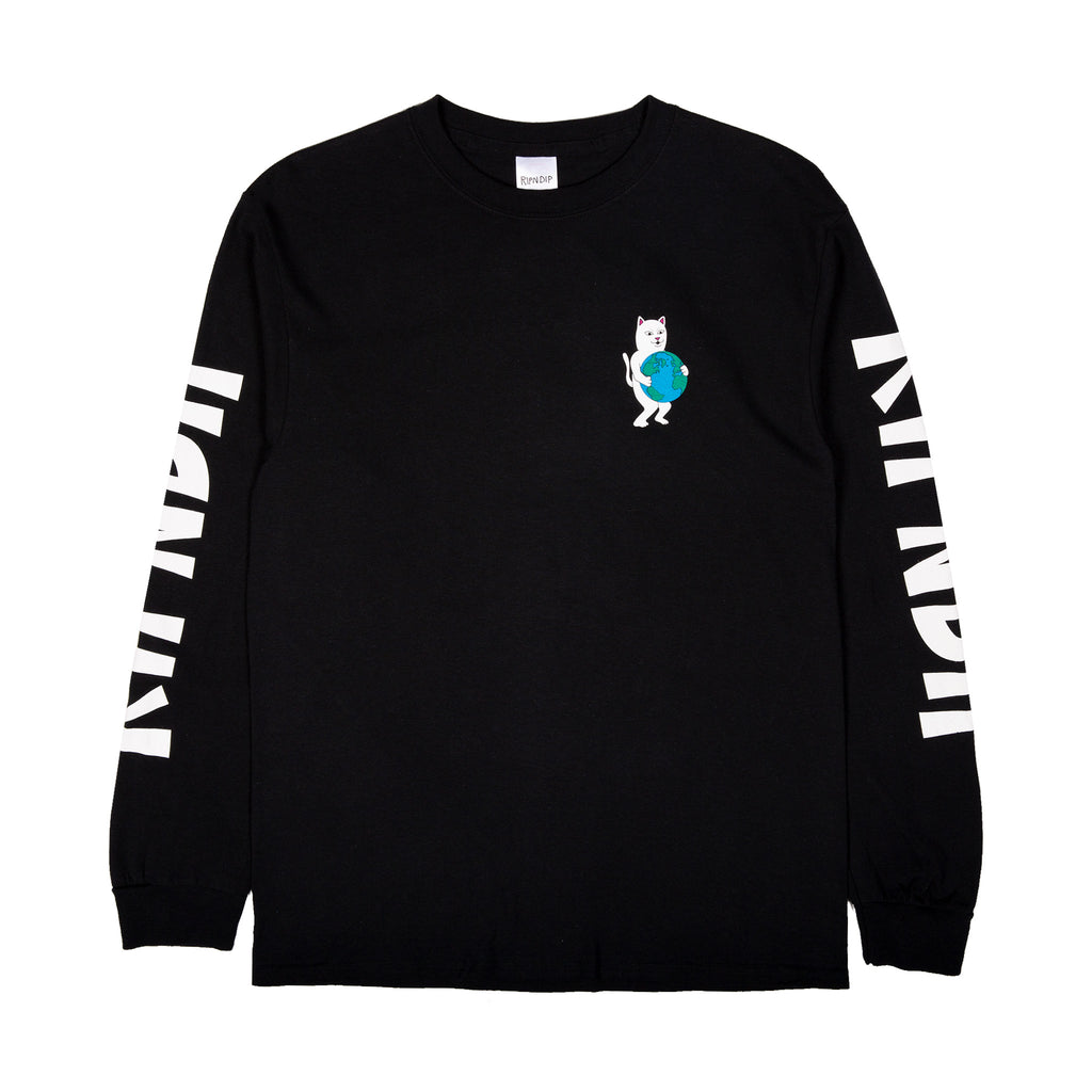 Fuck Everything L/S (Black)