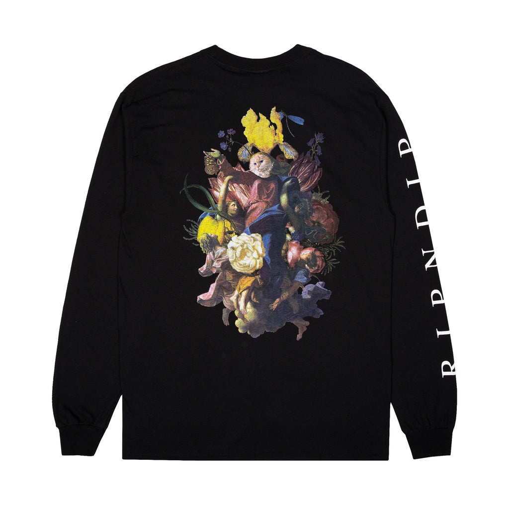 Heavenly Bodies L/S (Black)