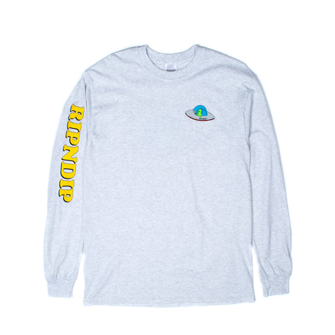 Same Shit L/S (Athletic Grey)