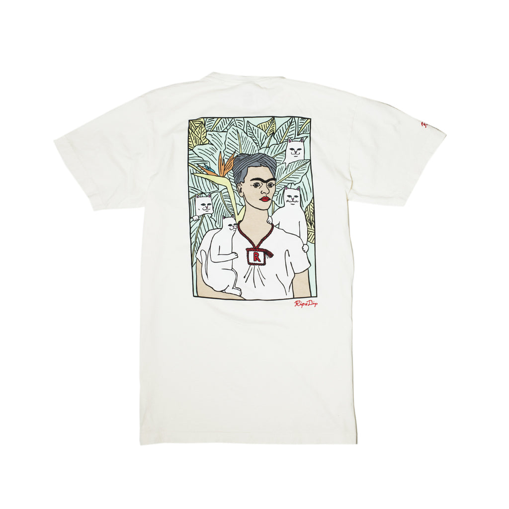 Nermal Portrait Tee (Natural)
