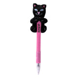 Lord Jermal Plush Pen (Black)