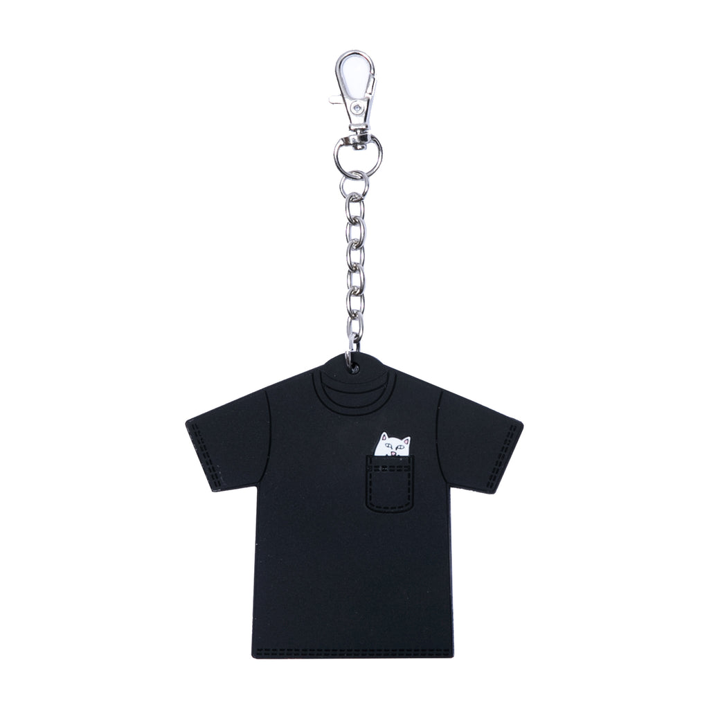 Lord Nermal Mini Tee Key Chain
