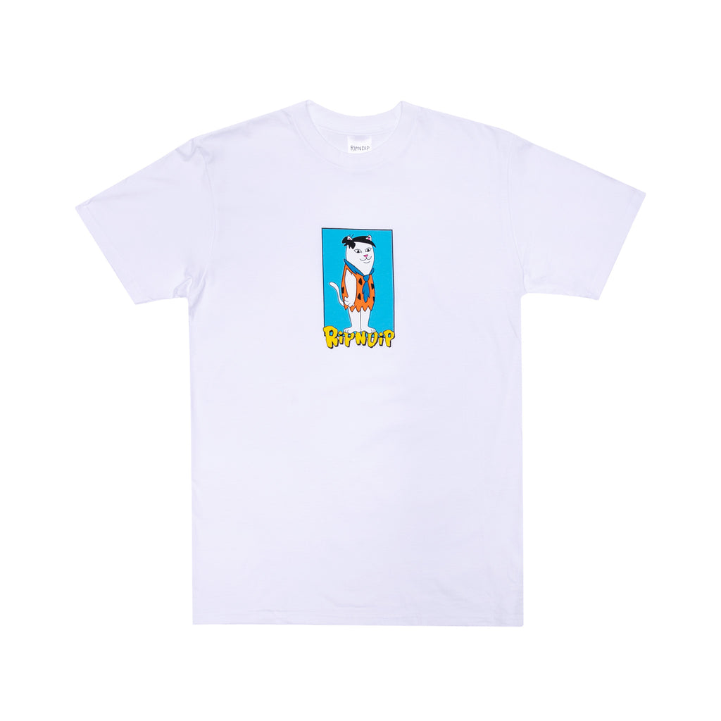 Bed Rock Tee (White)