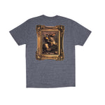 Steed Tee (Heather Gray)
