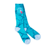 Pill Socks (Blue Dye)