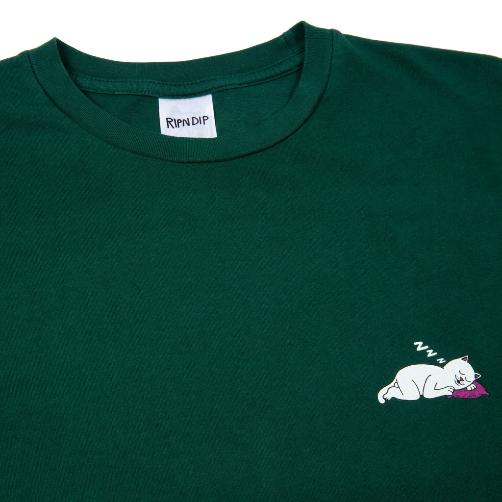 Ladies Man Tee (Hunter Green)