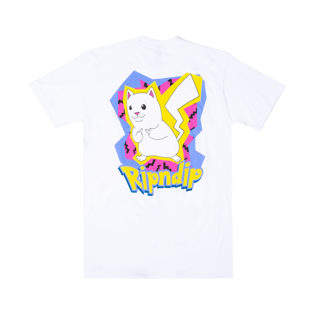 Catch Em All Tee (White)