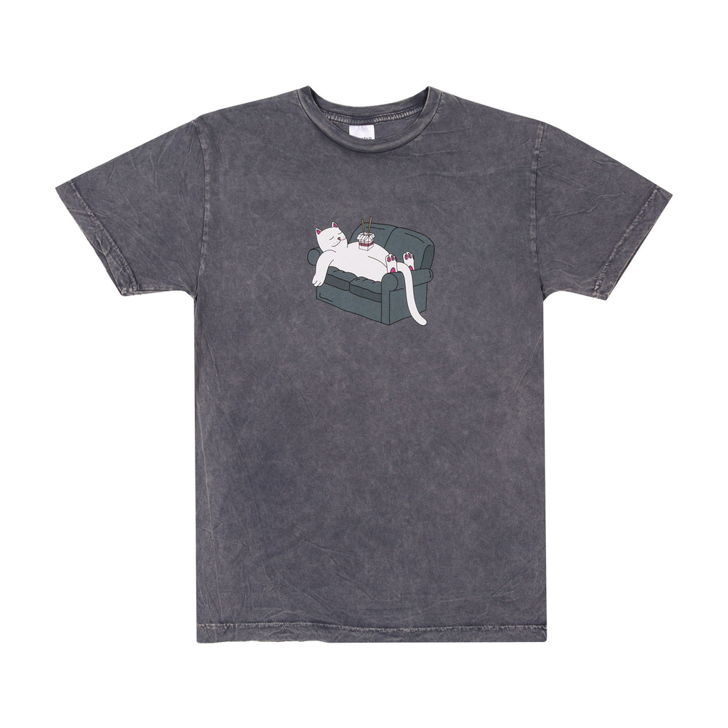 Noodles Tee (Gray Mineral Wash)