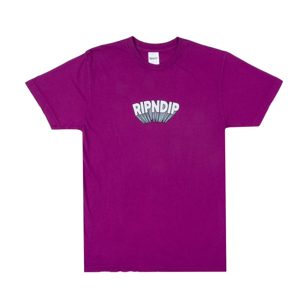 Mind Blown Tee (Purple)