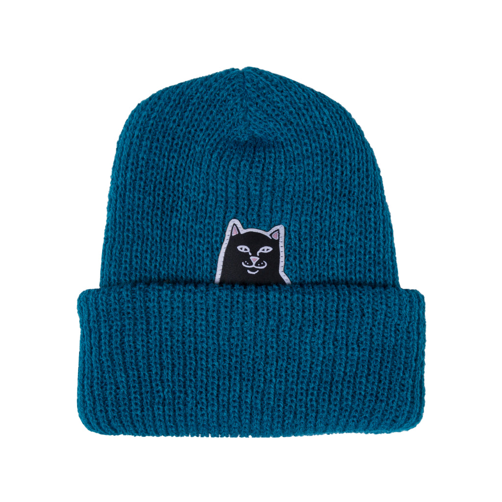 Lord Jermal Rib Beanie (Teal)