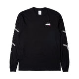 Ladies Man L/S (Black)