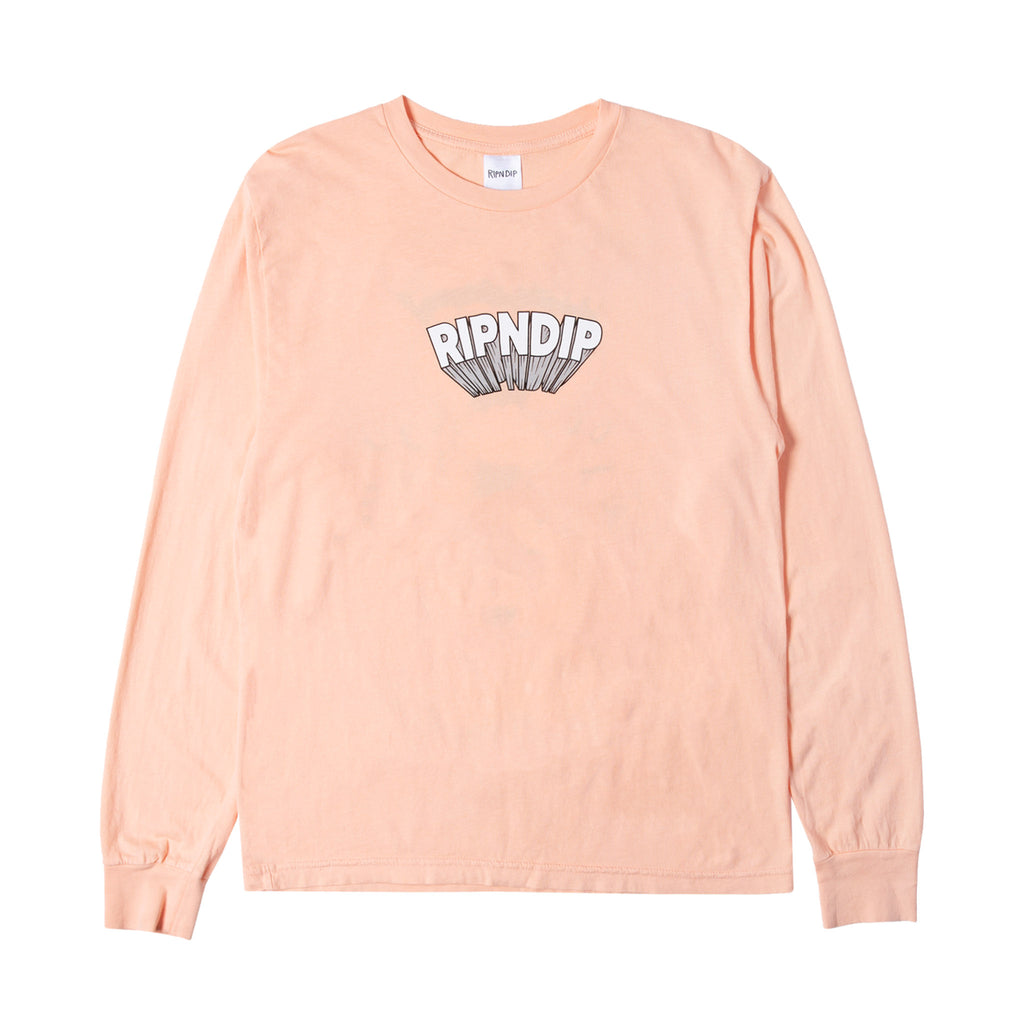 Mind Blown L/S (Peach)