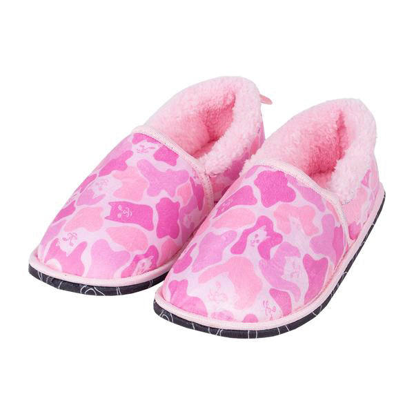 Nermal Camo House Slippers (Pink Camo)