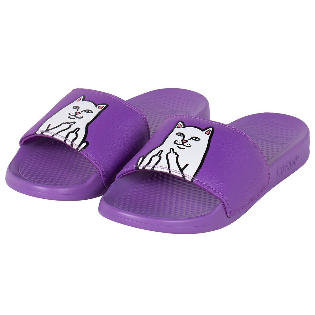 Lord Nermal Slides (Purple)