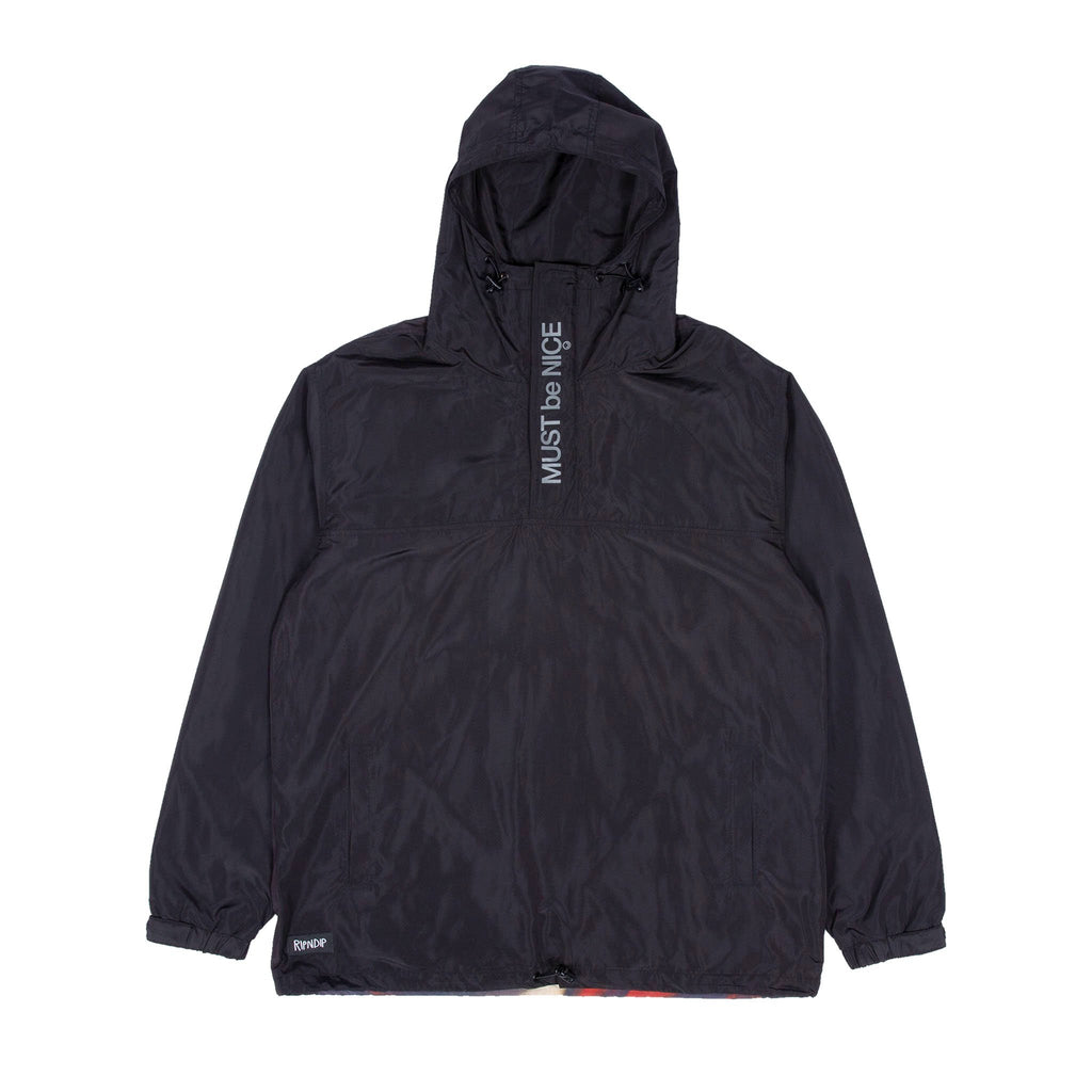 Bouquet Anorak Jacket (Black)