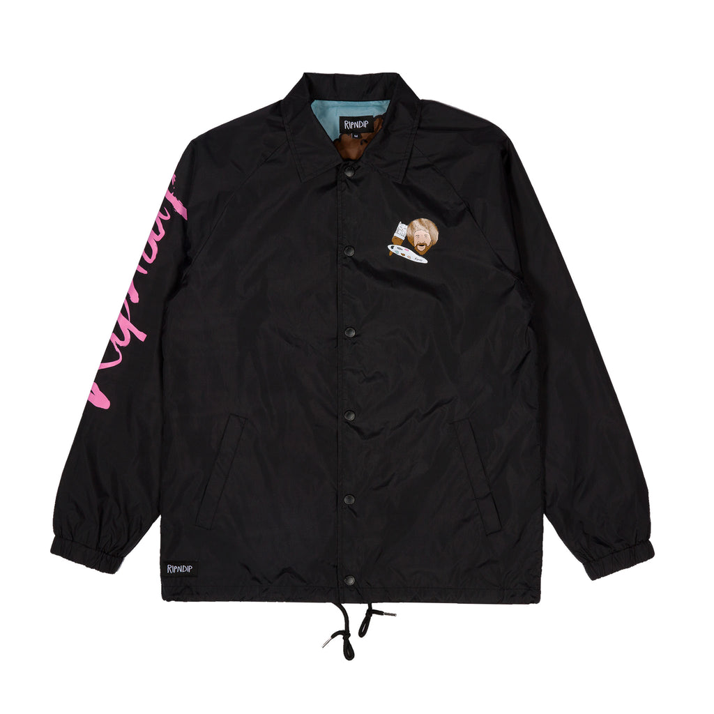 Beautiful Mountain Coaches Jacket (Black)